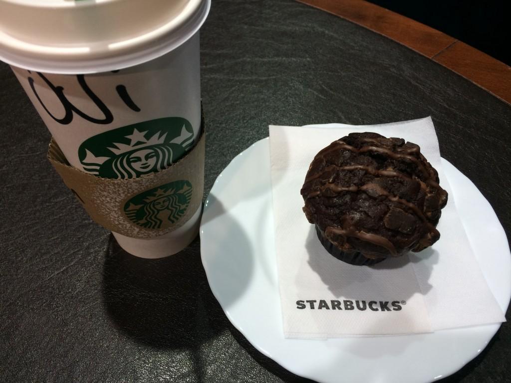 Ovi Starbucks